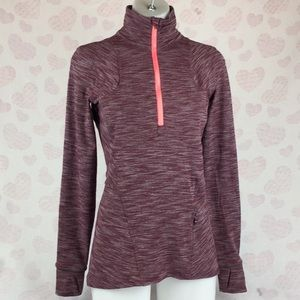 Lululemon 1/4 Zip Long Sleeve Running Top